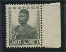 PNG - SG 5    Scott 126  Mint Never hinged - SPECIAL