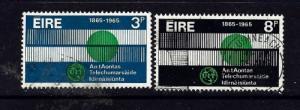 Ireland 198-99 Used 1965 set