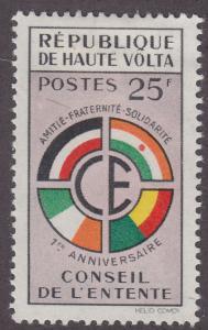 Burkina Faso 90 Council of the Entente 1960