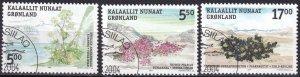 Greenland #431-3  F-VF Used  CV $11.00  (Z8085)