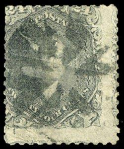 MALACK 99 Fine,  clear grill, very rare stamp, creas..MORE.. ww2456