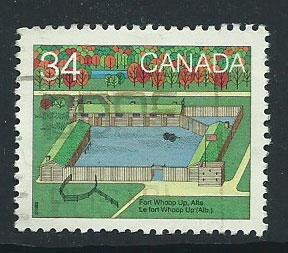 Canada SG 1167 FU