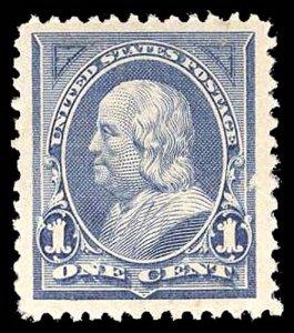 U.S. 1894-97 ISSUES 246  Mint (ID # 89922)