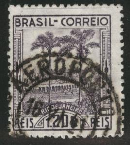 Brazil Scott 475 Used stamp
