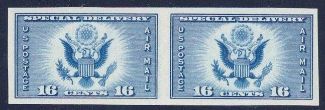 MALACK 771 VF OG NH or better, Pair  (Stock Photo - ..MORE.. n3830a