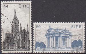 Ireland #553-4 F-VF Used (ST880)