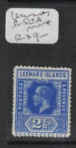Leeward Islands SG 50a MNH (5dvj)