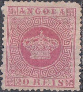 Angola #11 MNG