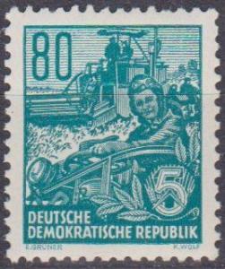 DDR #203 MNH F-VF CV $4.00 (ST1117)
