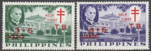 Philippine Is #B12-3 MNH (S7503L)