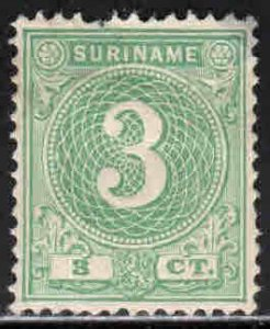 Surinam # 20 ~ Unused, Paper Tear ~ Sold as Filler