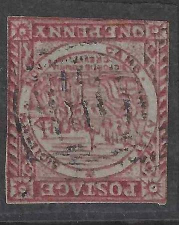 New South Wales 1850 SC 2 Used SCV $600.00