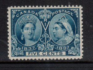 Canada #54i Extra Fine Never Hinged **With Certificate**