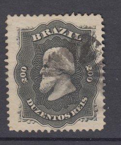 J28581 1866 brazil used #59