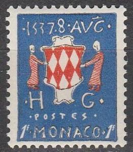 Monaco #315  MNH  (S7684)