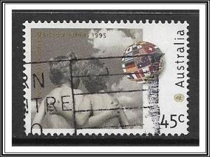 Australia #1440 UN Anniversary Used