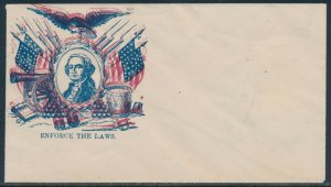 3 DIFF. FLAGS UNION CIVIL WAR PATRIOTIC COVERS BV3425