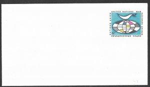 UN-NY # U4 6c Small  Envelope 1973    -  Mint     (1)