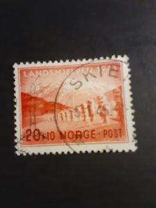 *Norway #B33                 Used