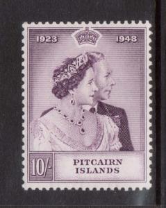 Pitcairn Island #12 VF Mint