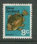 New Zealand  SG 924 FU