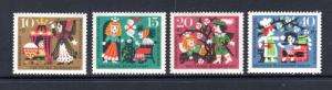 Germany Fairy Tales  B400..4 var..mnh