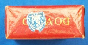 Washington/ Federal Cigarette Tax Stamps, See Remark (S17245)