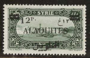 Alaouites Scott 41  MH* 1926