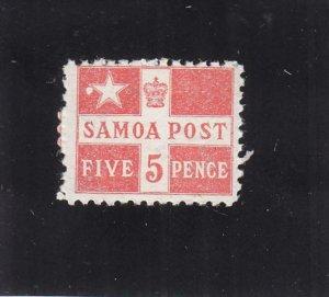 Samoa: Sc #23, MH (35723)