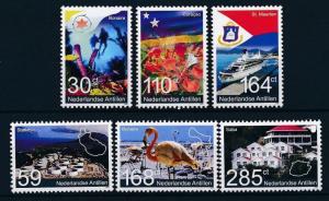 [NA1920] Netherlands Antilles 2009 Islands  MNH