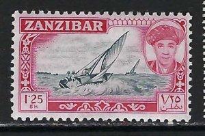 ZANZIBAR 274 MOG BOAT X058