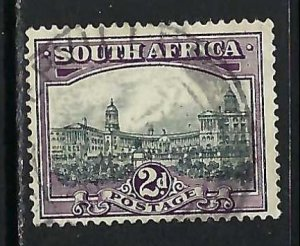 SOUTH AFRICA 54a VFU Z2374-8