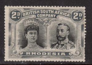 Rhodesia #103b Mint