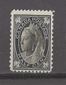 COLLECTION LOT # 3081 CANADA #66 MH 1897 CV+$15