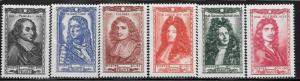 France B177 - 184 mh 2017 SCV $9.00
