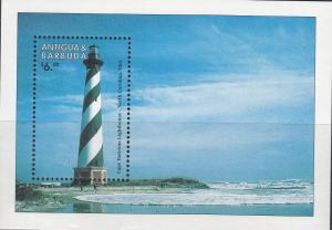 Antigua Sc # 2148, MNH, 1998, Lighthouse