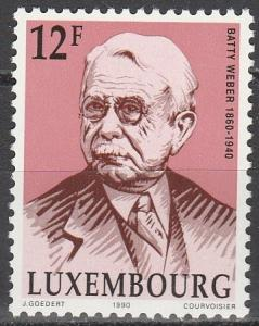 Luxembourg #831  MNH   (S2218)