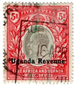 (I.B-BOB) KUT Revenue : Uganda Duty 5R