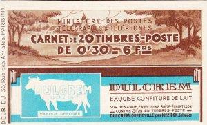 France:Sc #174a, Booklet, MNH (34499)