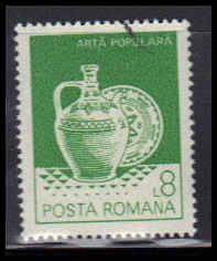 Romania Used Fine D37032