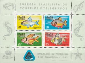 Brazil #1130 MNH F-VF CV $10.00 (S2329L)