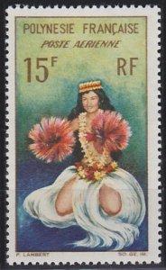 French Polynesia C30 MNH (1964)