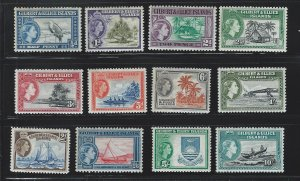 Gilbert and Ellice Islands  MNH SC#  61 - 72