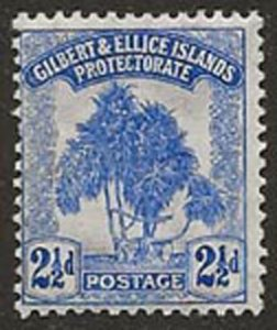 Gilbert & Ellice Islands 11 m