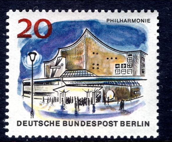 Germany Berlin 9N225 MNH VF