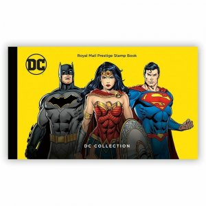 2021 - GB - DY 40 - DC COLLECTION - PRESTIGE BOOK