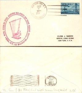 United States, New York, First Flight, Iraq