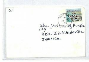 Jamaica 1975 Steer Town Voice of Prophecy Cover {samwells-covers} CS115