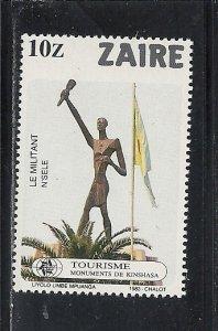 Zaire #1120 mnh cv $2.40