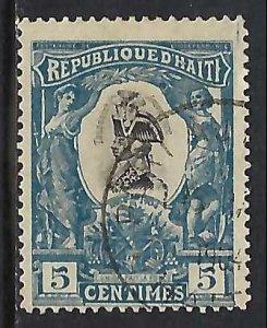 Haiti 84 VFU Z6520-3